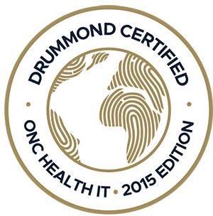 ChartPerfect Drummond ONC 2015 Certified EHR