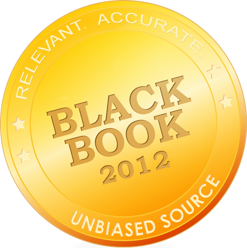 ChartPerfect ranked industry-leading EHR by Black Book™ 2012