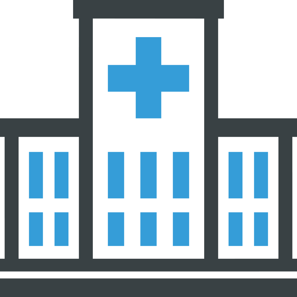 Hospitals <br>Health Systems <br>Clinics <br>Providers