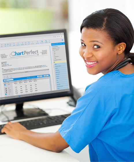 ChartPerfect EHR and practice management training