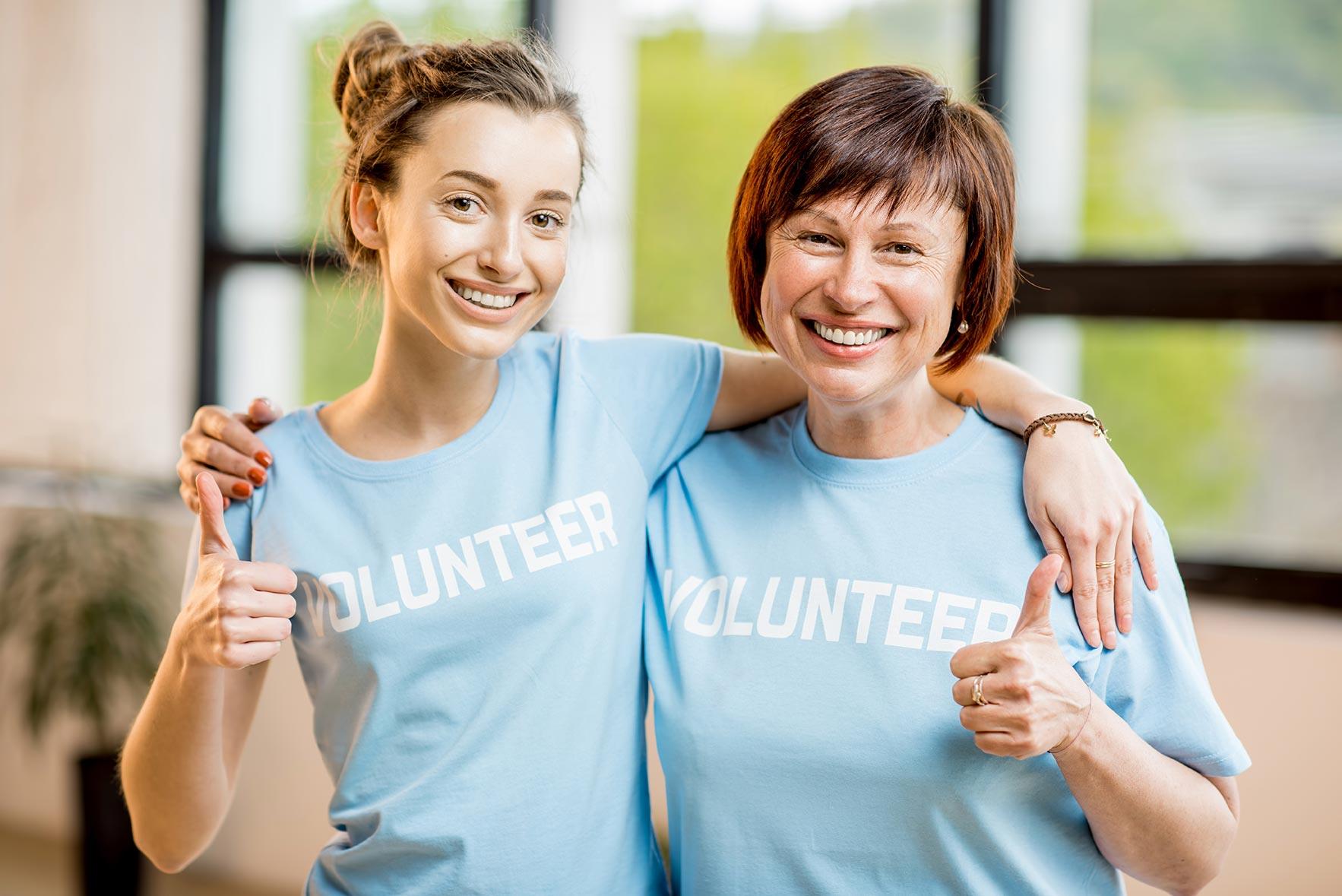 ChartPerfect EHR team volunteers